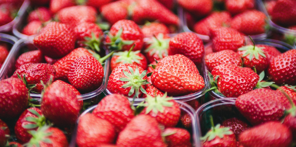 Chef's suggestions: All about strawberries!