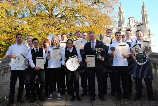 Success for Clare College at Culinary Competition