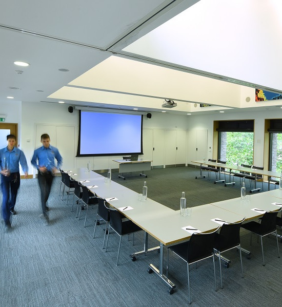State-of-the-art conference facilities