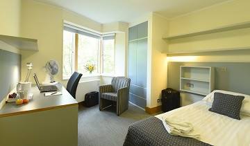 En suite Bedrooms at Lerner Court